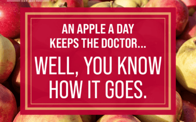 Traditional Methods of Turning Apples into Raw Apple Cider Vinegar