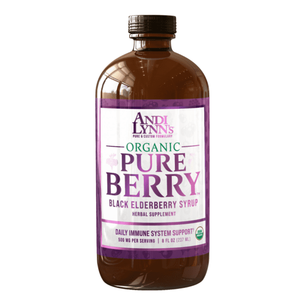 Andi Lynn's Pure Elderberry Syrup 8 oz