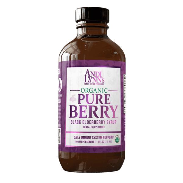Andi Lynn's Pure Elderberry Syrup 4 oz