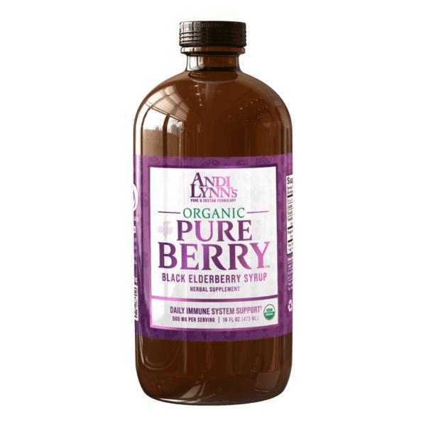 Andi Lynn's Pure Elderberry Syrup 16 oz