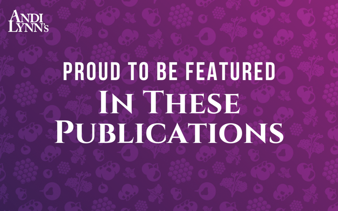 Check Out These Publications Where We're Featured
